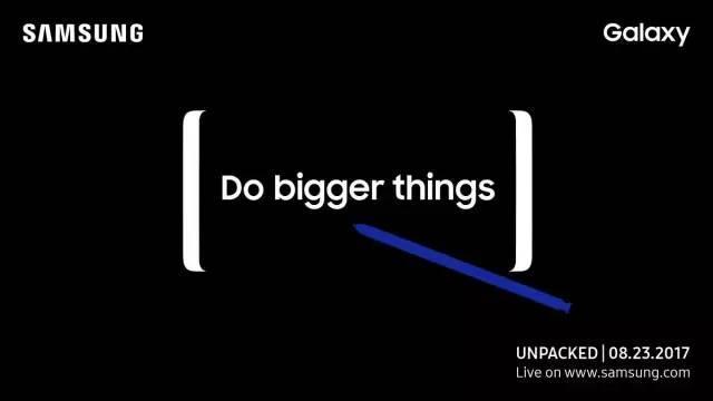 养眼!三星Note 8真机照确定 超高的屏占比秒杀iPhone 8