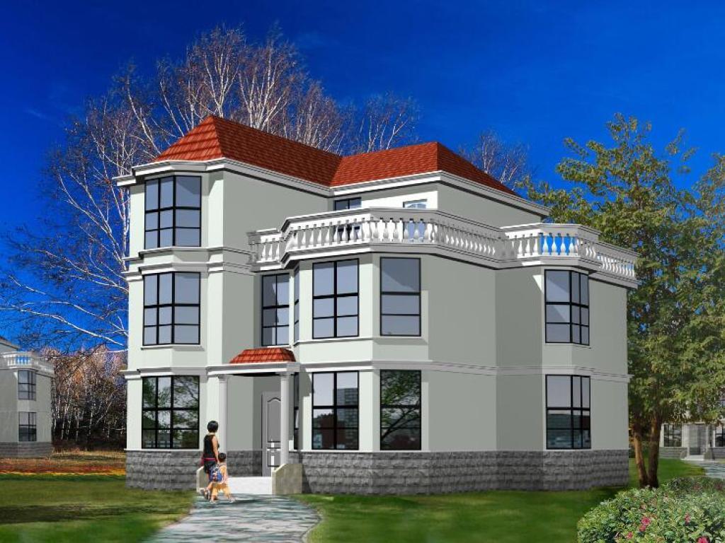 現如今,自建房別墅越來越普遍了,農村也開始向城市化發展了,所以很多人就會對自建房別墅比較感興趣。如果是你的話,弄中意的農村自建房是什么樣的?如果是你的話,你會選擇建多少平米的自建房別墅呢?如果是你的話,你會選擇什么樣風格的自建房別墅呢?從100平到300平農村自建房,你更中意哪套農村自建房別墅呢?有喜歡的趕緊收藏啦!   1、占地面積90平方米,二層獨棟別墅,磚混結構。         本戶型為二層獨棟別墅,磚混結構,占地面積90平方米,建筑檐口高度6.