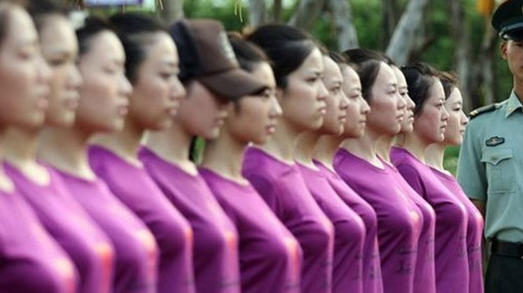 越南女兵被俘后最怕什么,你知道吗?