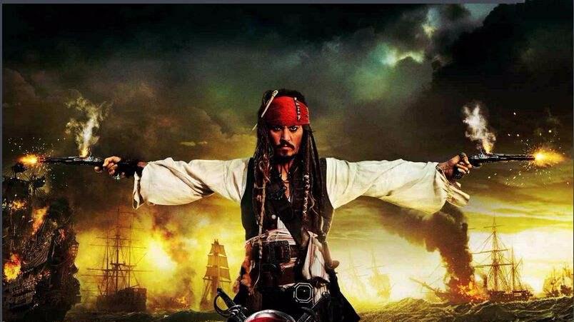 船长来了, 加勒比海盗5: 死无对证 中国版精彩预告片先睹为快