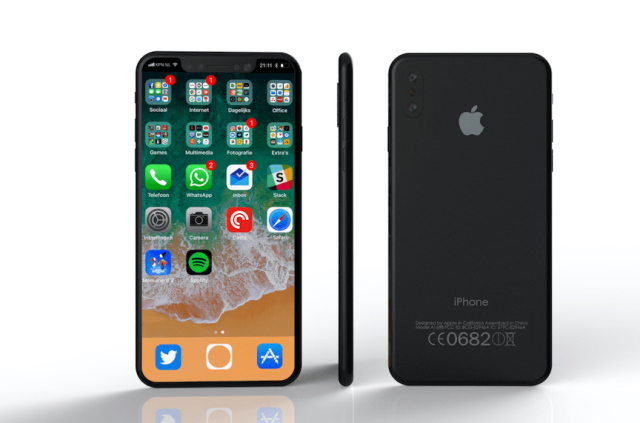 我扒了所有关于iPhone 8的小道消息和谍照,发现我还是买不起