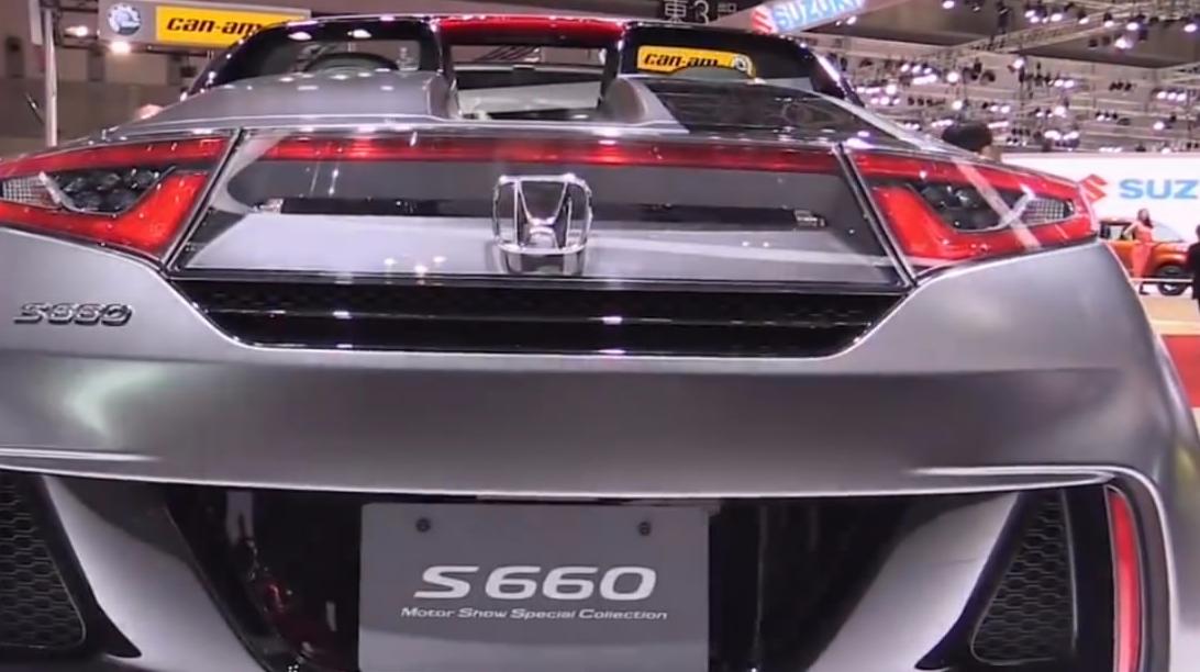 14.1万超美跑车,本田新款车型将国产,你心动了吗?