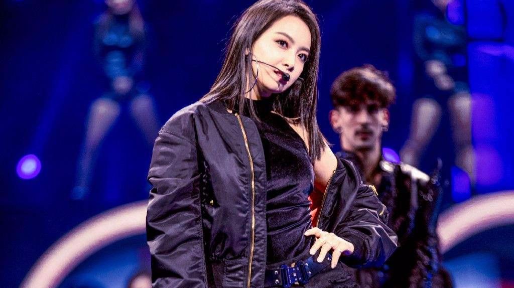 宋茜跳舞合辑,怪不得被称为中国最会跳舞的女明星!