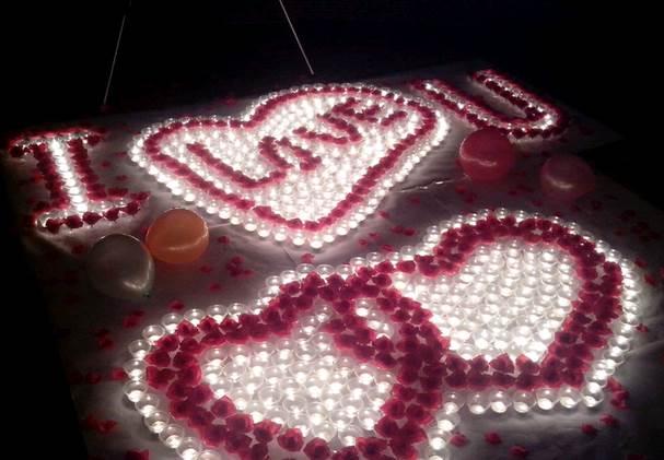 qq空间爱情图片说说:想你,是永远不变的心情