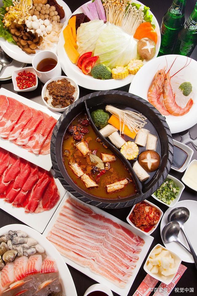 吃火锅必点的五大配菜,你最喜欢吃哪个?