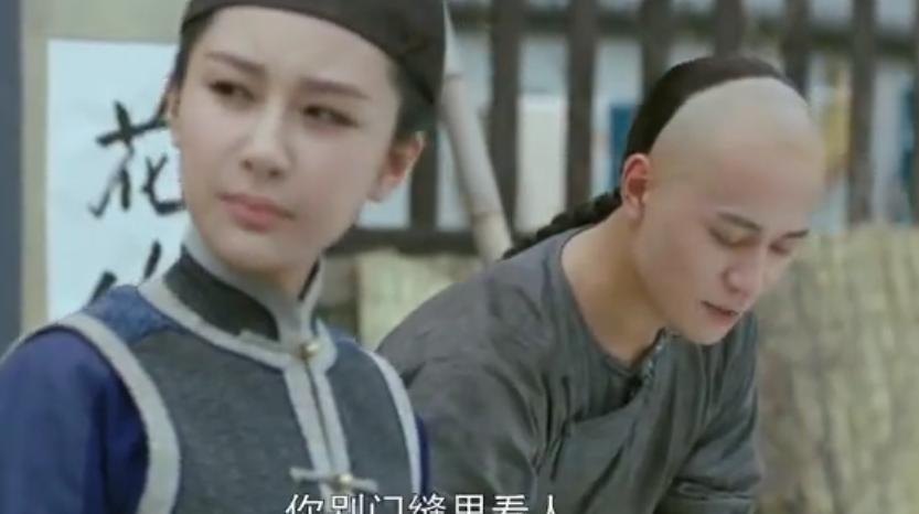 龙珠传奇:皇上沦落到摆摊卖字画,叫花子看他半天没卖出去,给了一文钱