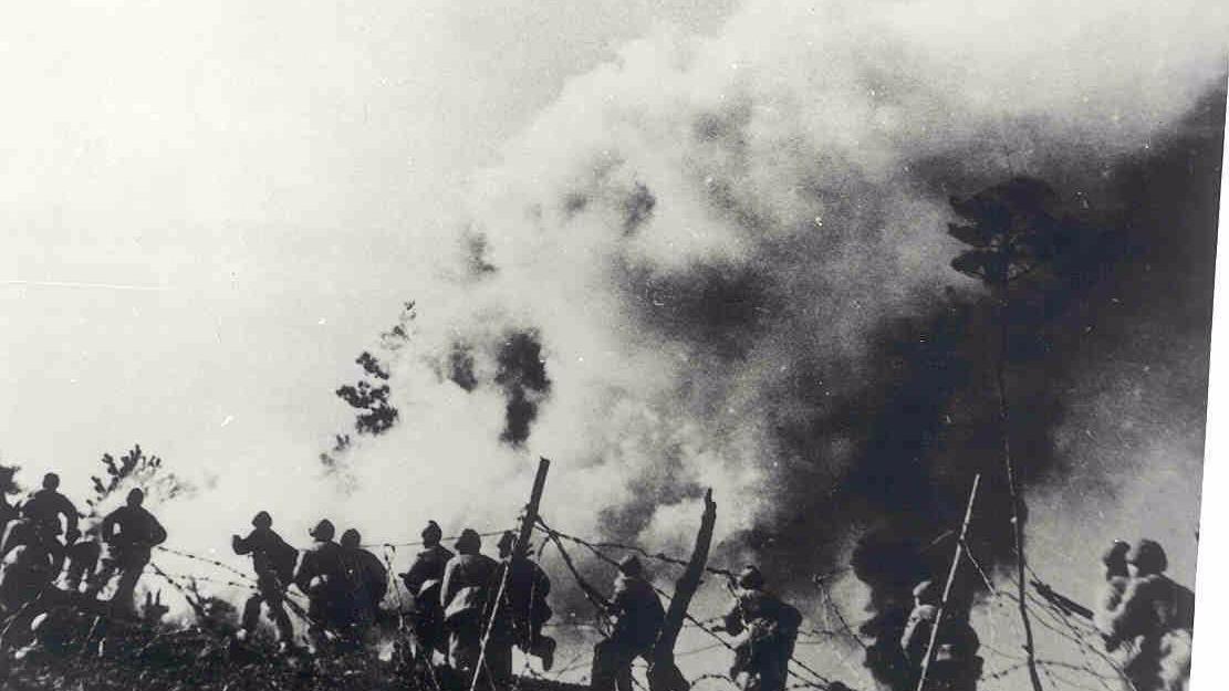 中国抗美援朝中为什么能打退美军?看看最惨的上甘岭战役就知道了