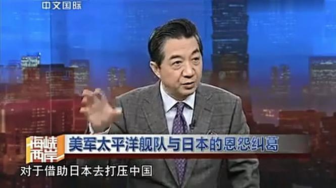 张召忠:世界上唯独中国能挑战美国