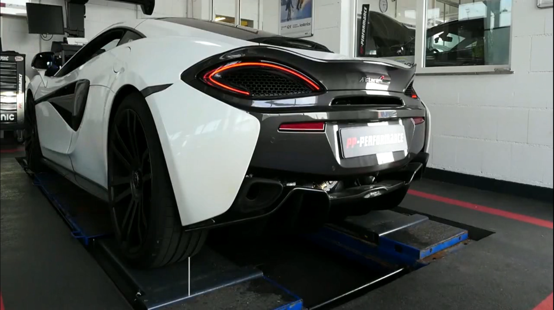 试驾720匹迈凯伦570 GT,毫不夸张的说 它就是一头性能怪兽!