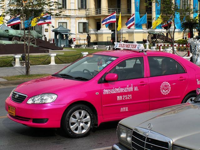 Uber又遇到麻烦了,聊天应用Line即将在泰国推出打车服务