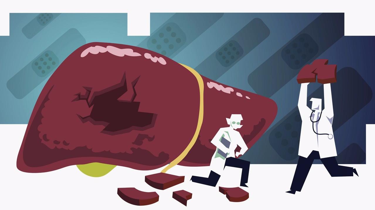 乘地铁鱼刺吐一地这样的大吃大喝,小心得脂肪肝